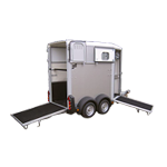 HB403, Horsebox, Ifor WIlliams Trailer