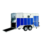 Horsebox, Ifor WIlliams Trailer